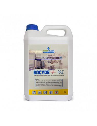 BACYDE + PAE désinfectant Virucide,...